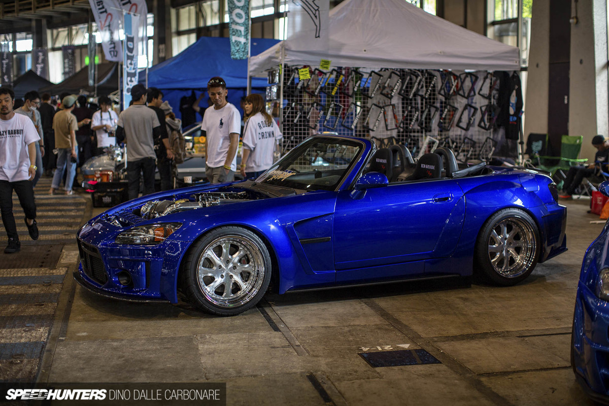 Honda Madness At Wekfest
