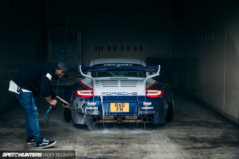 2018 Porsche 997 Rothmans for Speedhunters by Paddy McGrath-6