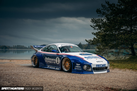 2018 Porsche 997 Rothmans for Speedhunters by Paddy McGrath-8