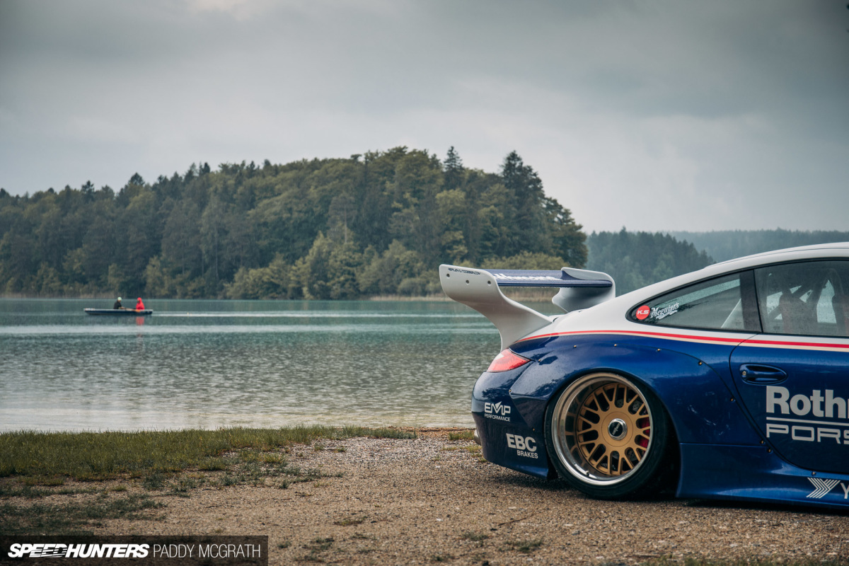 Envisioning Reality: The Old & New Porsche911