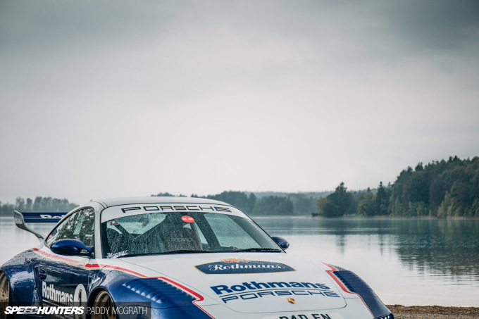 2018 Porsche 997 Rothmans for Speedhunters by Paddy McGrath-20