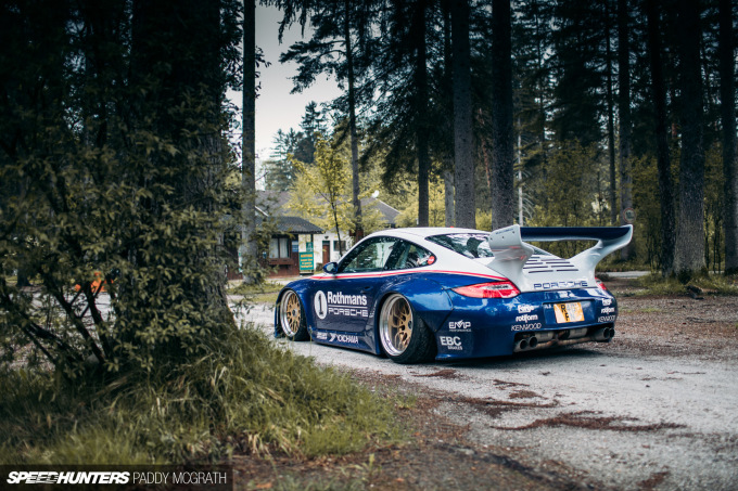 2018 Porsche 997 Rothmans for Speedhunters by Paddy McGrath-31