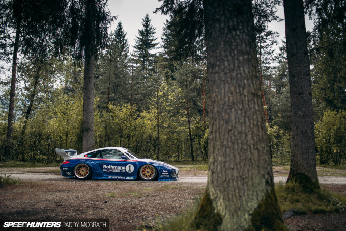 2018 Porsche 997 Rothmans for Speedhunters by Paddy McGrath-34