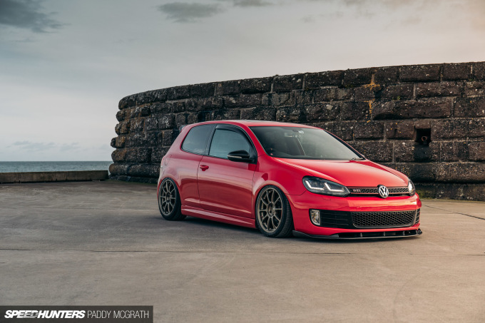 2018 Project GTI Volk Racing TE37 Saga for Speedhunters by Paddy McGrath-4