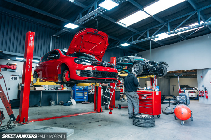 2018 Project GTI Volk Racing TE37 Saga for Speedhunters by Paddy McGrath-6
