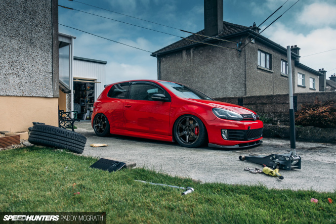 2018 Project GTI Volk Racing TE37 Saga for Speedhunters by Paddy McGrath-19