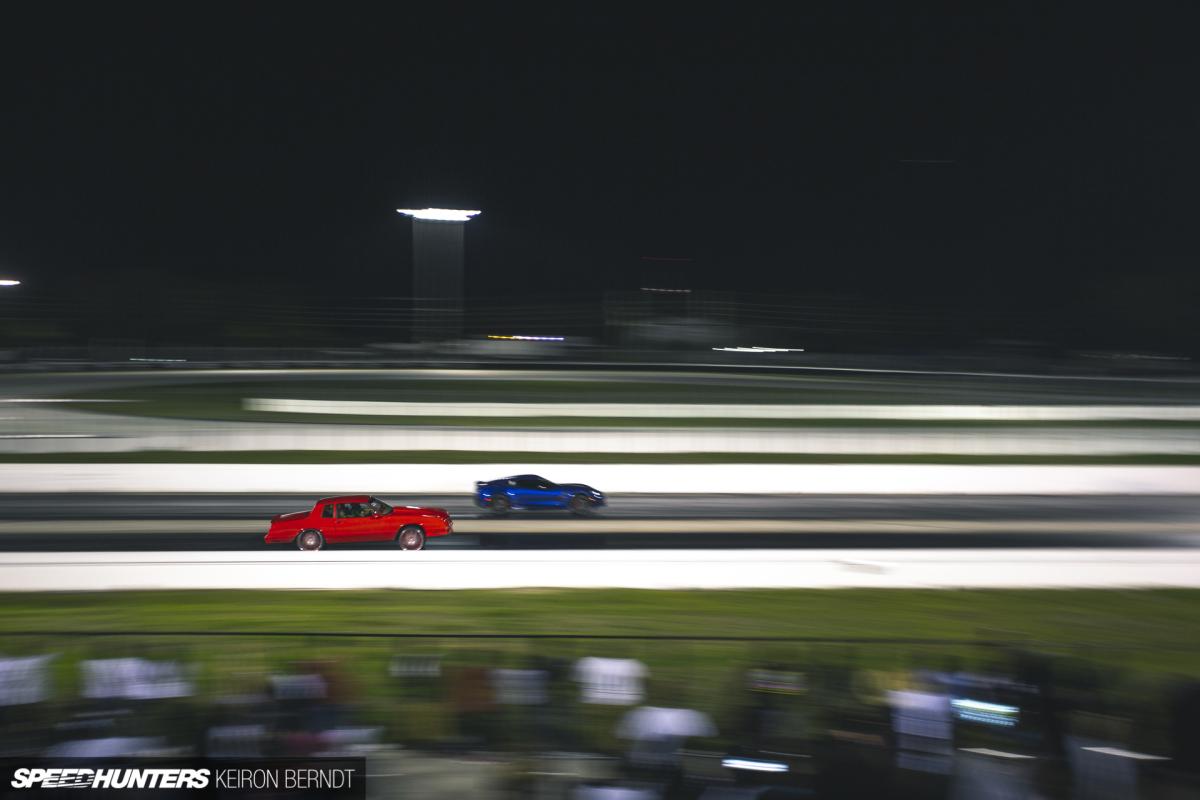 I Watched A Donk Smoke A Corvette GrandSport