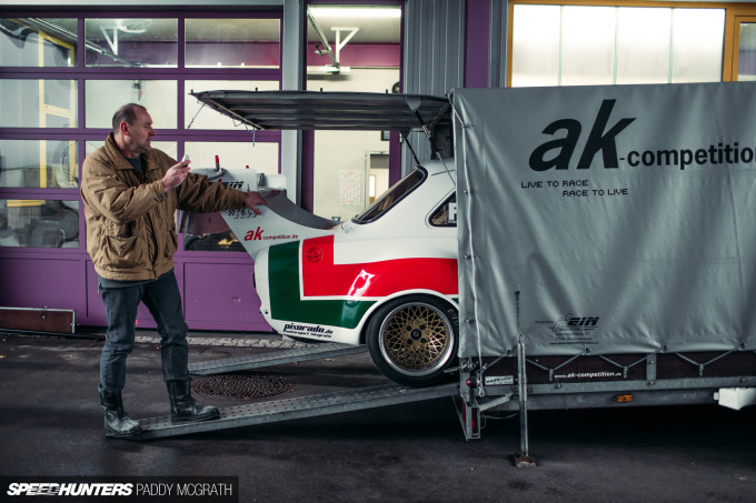 2017 Ford Escort Kokor KW Suspensions for Speedhunters by Paddy McGrath-4