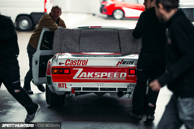 2017 Ford Escort Kokor KW Suspensions for Speedhunters by Paddy McGrath-5