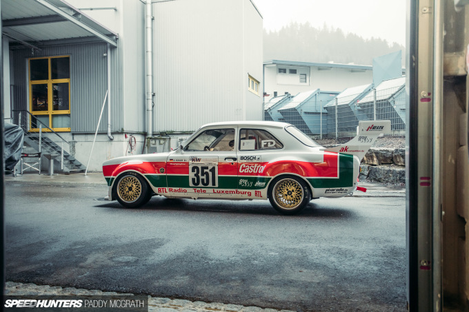 2017 Ford Escort Kokor KW Suspensions for Speedhunters by Paddy McGrath-8