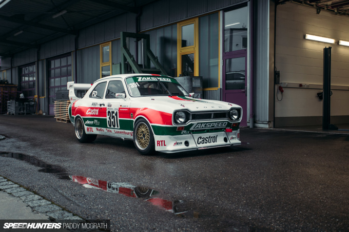 2017 Ford Escort Kokor KW Suspensions for Speedhunters by Paddy McGrath-12