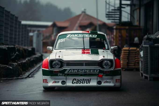 2017 Ford Escort Kokor KW Suspensions for Speedhunters by Paddy McGrath-19