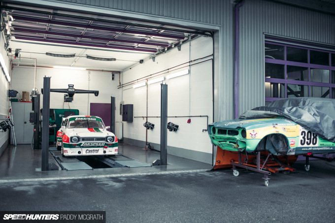 2017 Ford Escort Kokor KW Suspensions for Speedhunters by Paddy McGrath-23