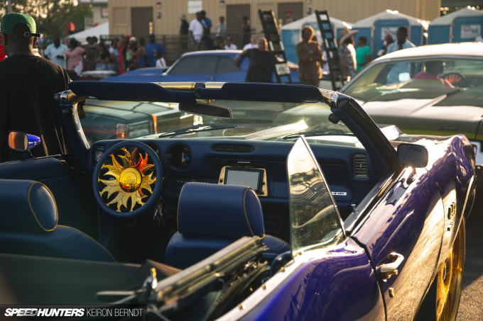 Getting A Taste Of The Donk Life Speedhunters - Donk car show