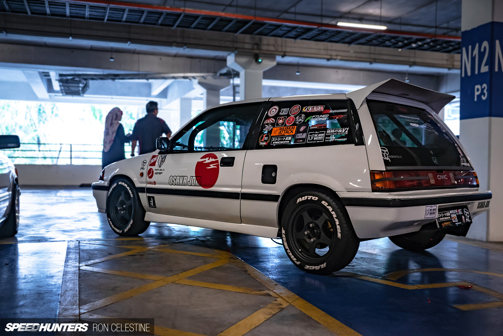 Paying Homage To Kanjo Culture Speedhunters