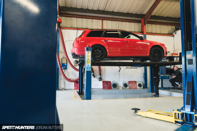 Project RS4 Carbon Clean Regal Autosport by Jordan Butters Speedhunters-8077