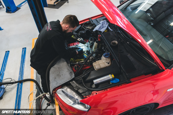 Project RS4 Carbon Clean Regal Autosport by Jordan Butters Speedhunters-8300