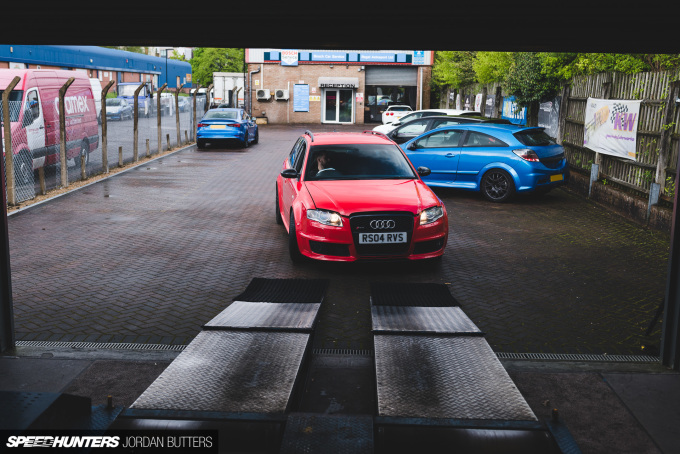 Project RS4 Carbon Clean Regal Autosport by Jordan Butters Speedhunters-