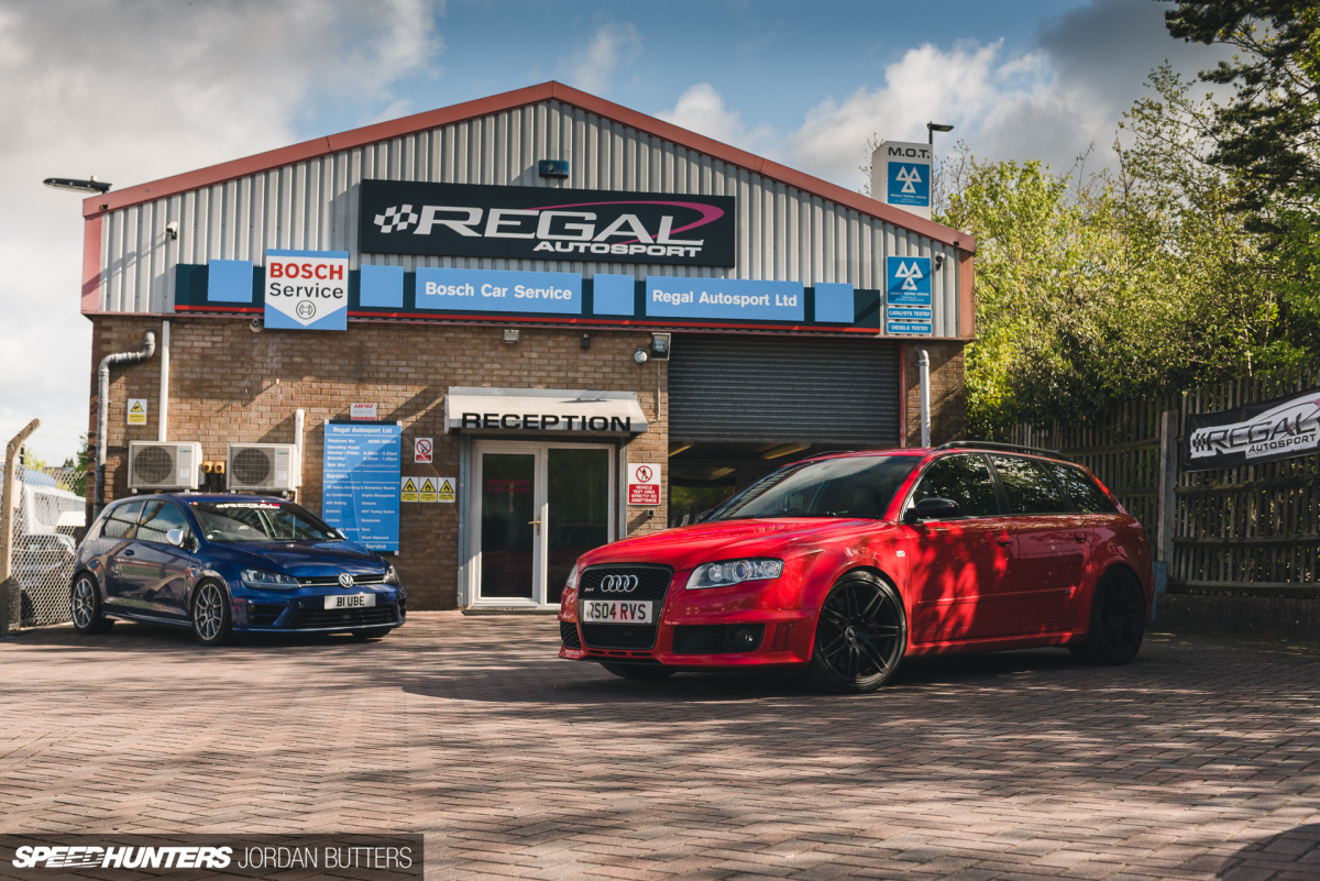 Project RS4: Finding Lost Power