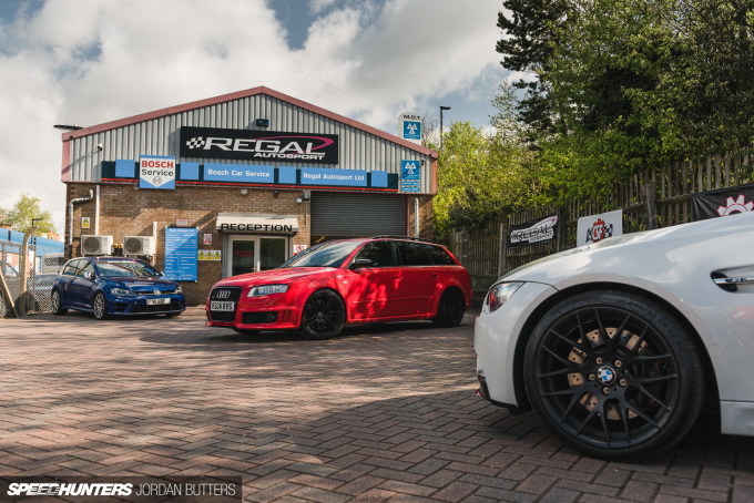 Project RS4 Carbon Clean Regal Autosport by Jordan Butters Speedhunters-8064