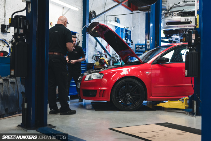 Project RS4 Carbon Clean Regal Autosport by Jordan Butters Speedhunters-8196