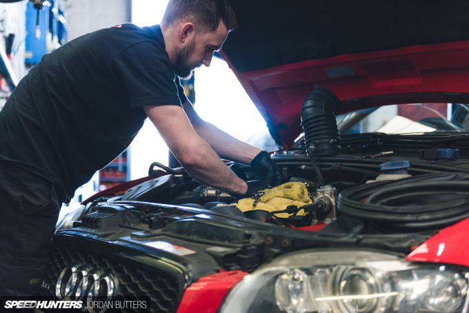 Project RS4 Carbon Clean Regal Autosport by Jordan Butters Speedhunters-8223
