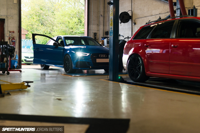 Project RS4 Carbon Clean Regal Autosport by Jordan Butters Speedhunters-7100