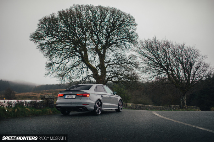 2018 Audi RS3 Circuit of Ireland for Speedhunters by Paddy McGrath-5