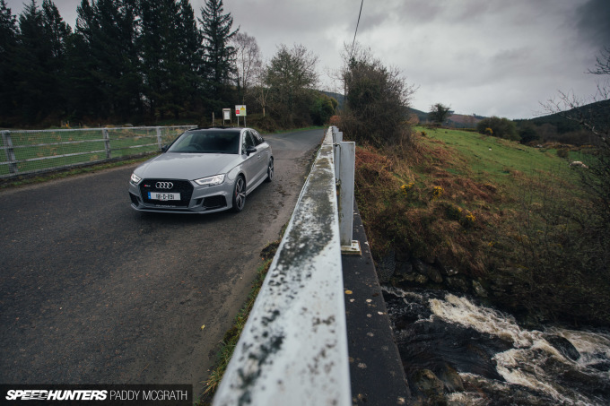2018 Audi RS3 Circuit of Ireland for Speedhunters by Paddy McGrath-94