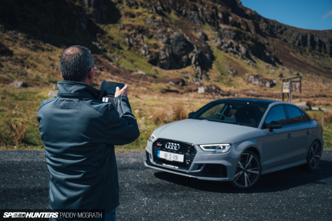 2018 Audi RS3 Circuit of Ireland for Speedhunters by Paddy McGrath-127