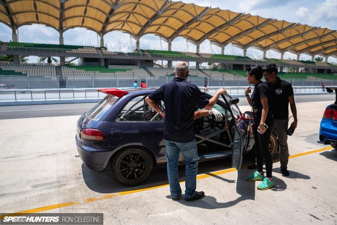 Track_Day_Malaysia_Ron_Celestine_Mitsubishi_1