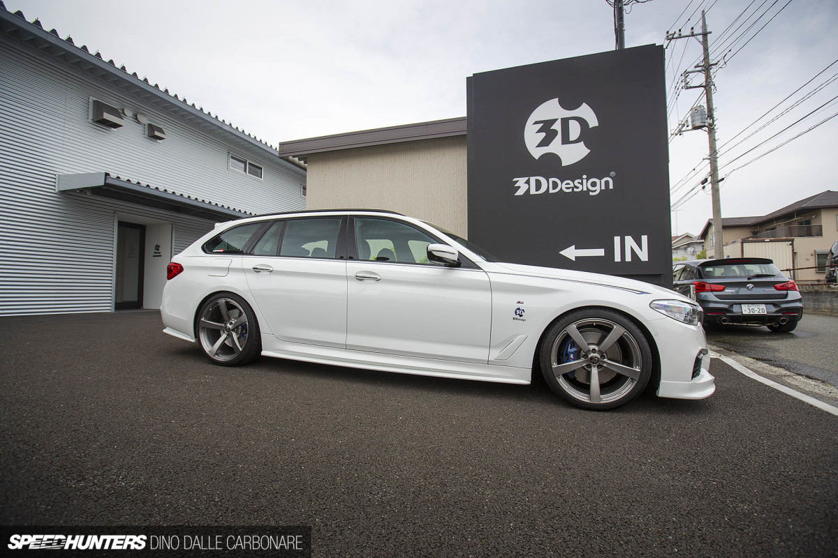 BMW Life: Stopping By 3DDesign