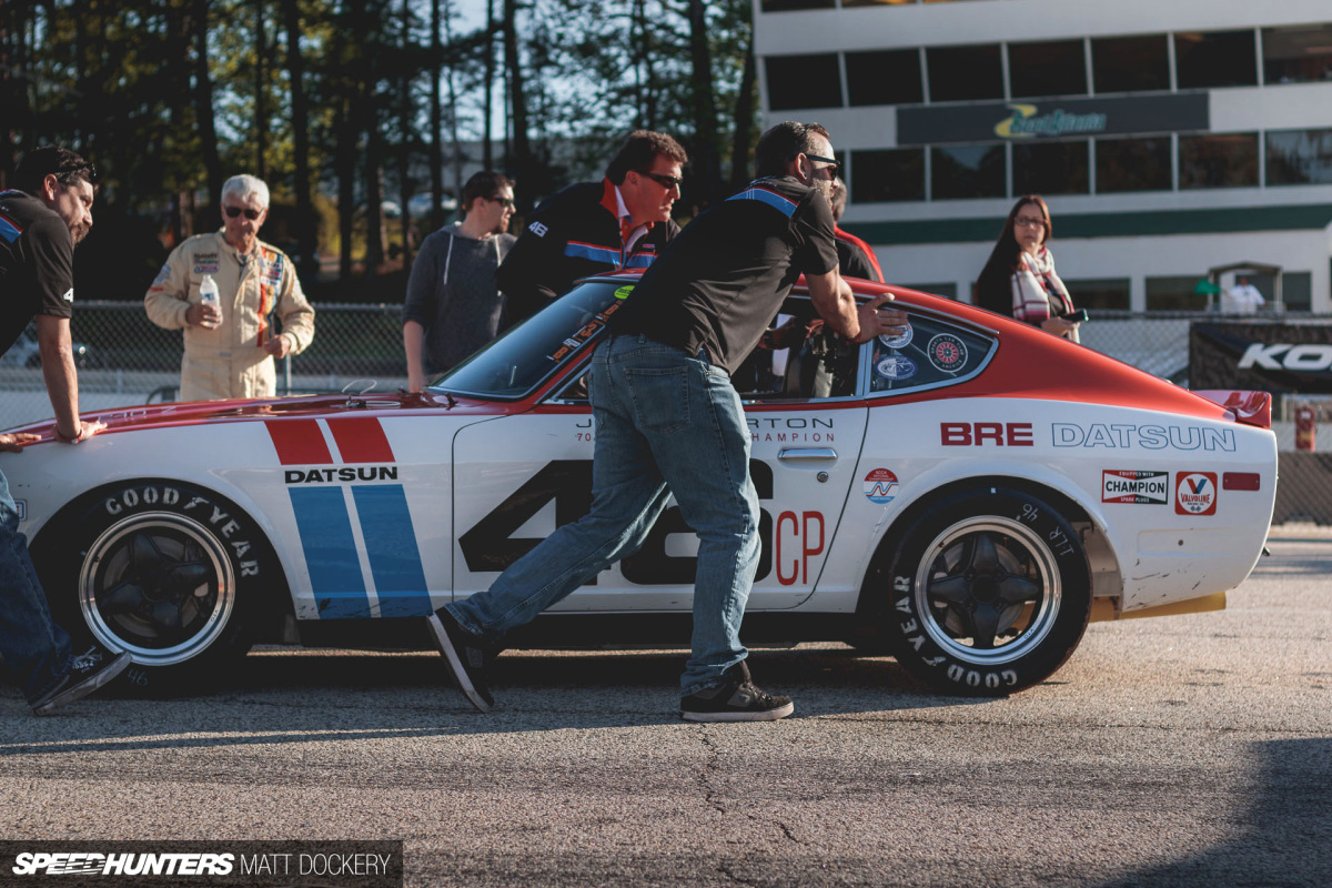 This Is Why We Love Classic Motorsports