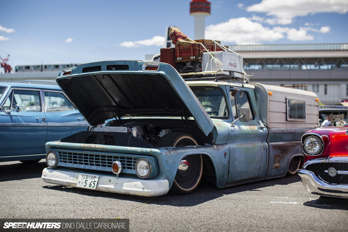 Keep On Truckin' With Fit Kustoms