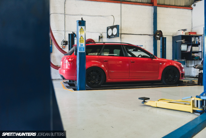 Project RS4 Carbon Clean Regal Autosport by Jordan Butters Speedhunters-8100