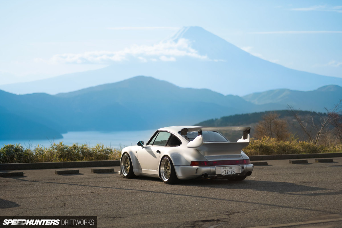 Life Goals: Collecting Your RWB 911 Turbo