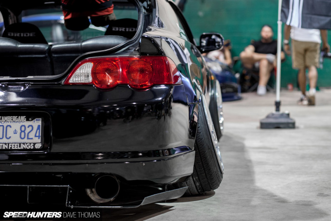 Tire Stretch & Motor Swaps At FittedLifestyle