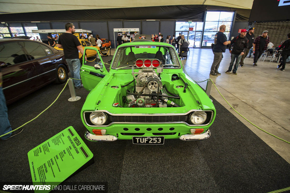 The Ford Escort That Wants To Be A MuscleCar