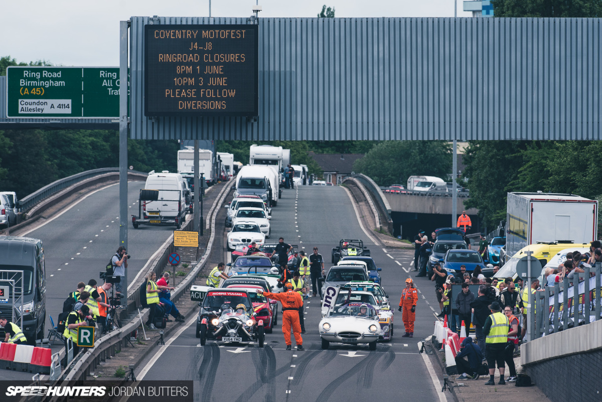 Her Majesty Approved: Motorsport on England's Streets