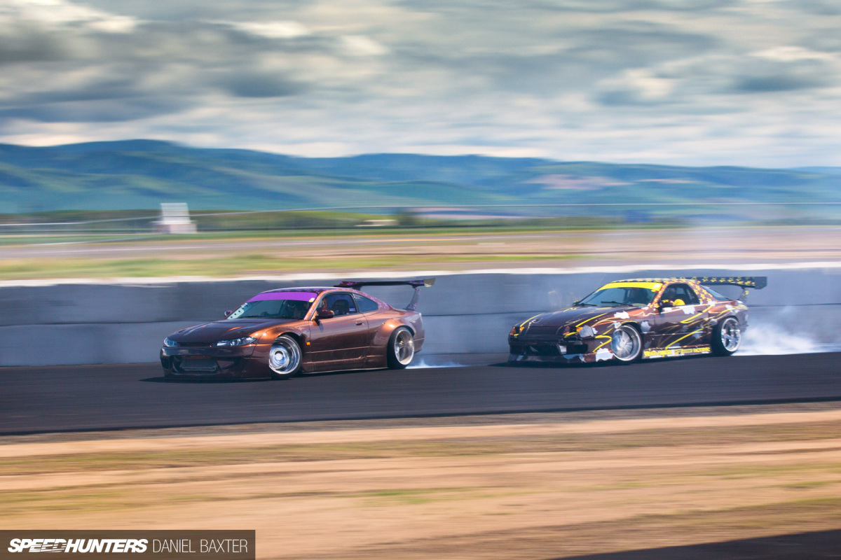 Villains Sportsland: The Crowdfunded Drift Track