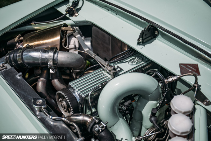 2018 Players Classic Ford 100E Craig Searle for Speedhunters by Paddy McGrath-4