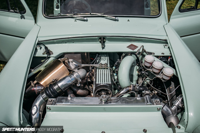 2018 Players Classic Ford 100E Craig Searle for Speedhunters by Paddy McGrath-16