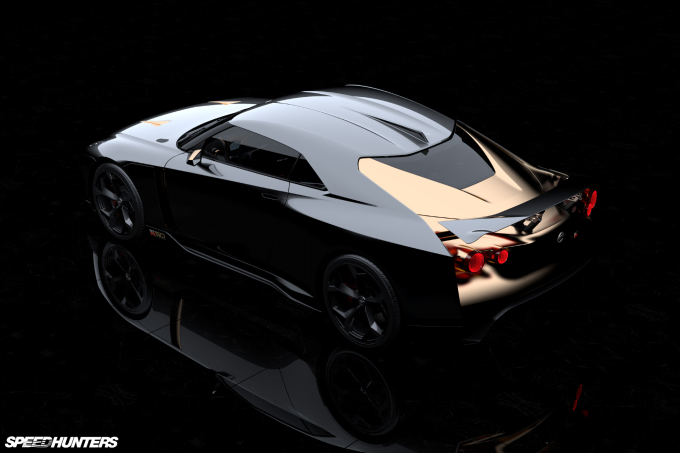 2018 06 26 Nissan GT-R50 by Italdesign EXTERIOR IMAGE 2 SH