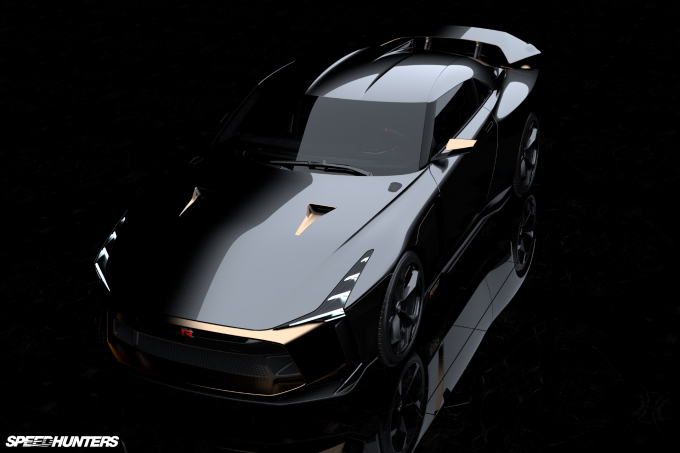 2018 06 26 Nissan GT-R50 by Italdesign EXTERIOR IMAGE 3 SH