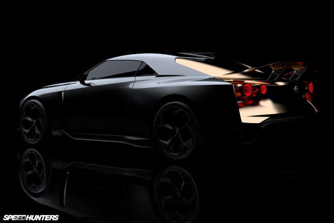 2018 06 26 Nissan GT-R50 by Italdesign EXTERIOR IMAGE 7 SH