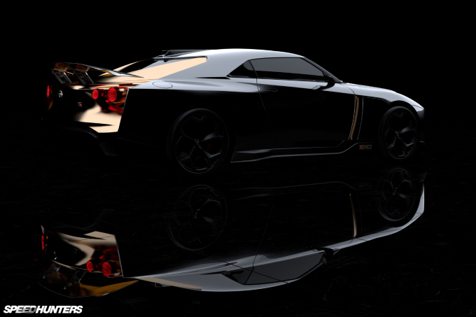 2018 06 26 Nissan GT-R50 by Italdesign EXTERIOR IMAGE 4 SH