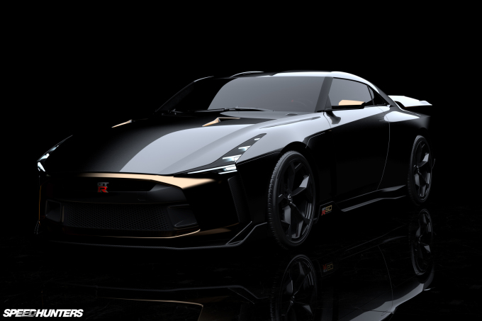 2018 06 26 Nissan GT-R50 by Italdesign EXTERIOR IMAGE 1 SH
