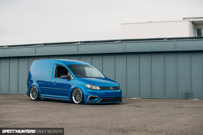 2018 Players Classic VW Caddy TFSI for Speedhunters by Paddy McGrath-1