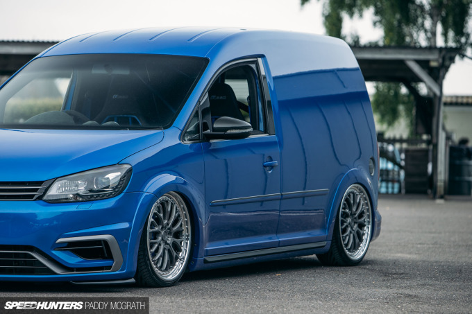 2018 Players Classic VW Caddy TFSI for Speedhunters by Paddy McGrath-5