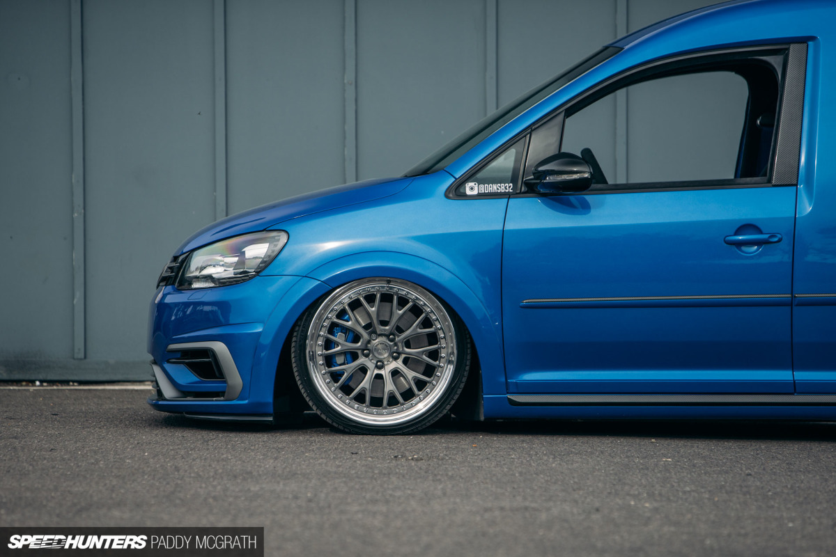 2018 Players Classic VW Caddy TFSI for Speedhunters by Paddy McGrath ...